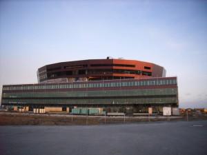 Evenemang på Malmö Arena