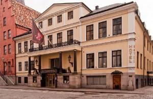 hotell nära Malmö Arena